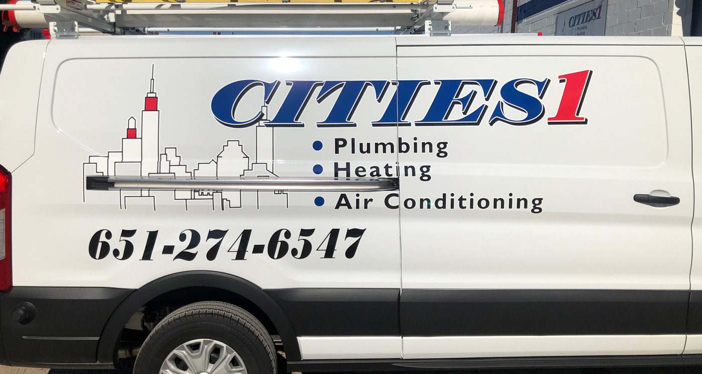 Cities1 provides heating and cooling services to commercial and residential spaces in Minnesota