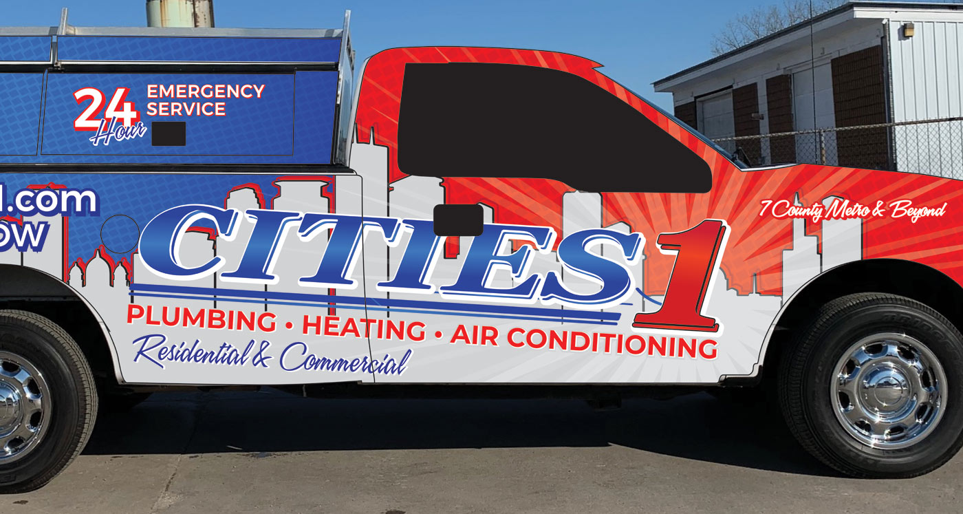 Cities 1 provides heating and cooling services to commercial and residential customers in Minnesota