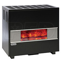 Willaims gas space heater